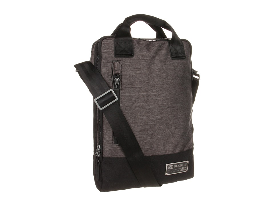 OGIO - 13 Covert Shoulder Bag (Heather Grey) Computer Bags