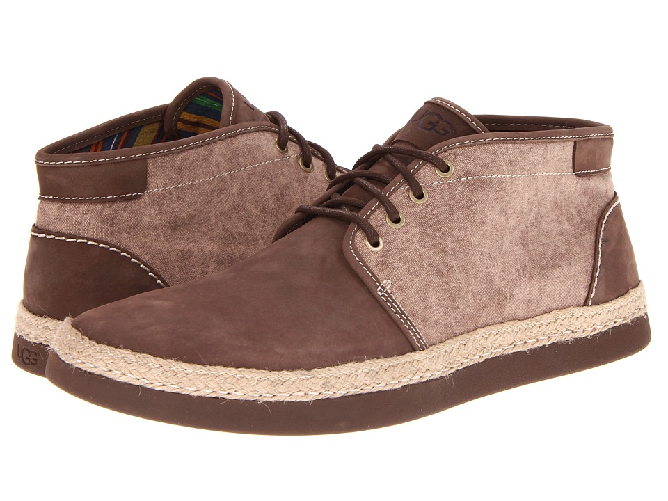 UGG - Cantrell (Grizzly Nubuck) Men