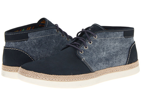 UGG - Cantrell (Night Nubuck) Men's Lace up casual Shoes