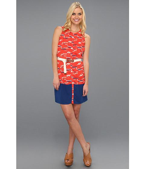 Patterson J Kincaid - Dakota Button Dress (Rdm) Women