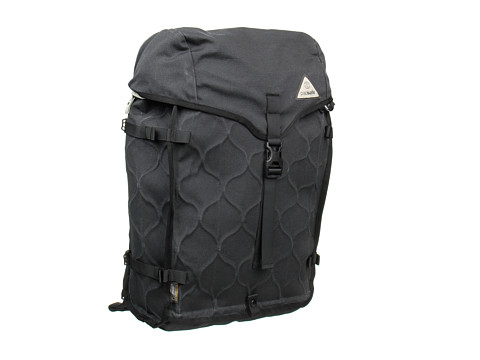 Pacsafe - Z-28 The Heritage Collection Anti-Theft Urban Backpack (Black) Backpack Bags
