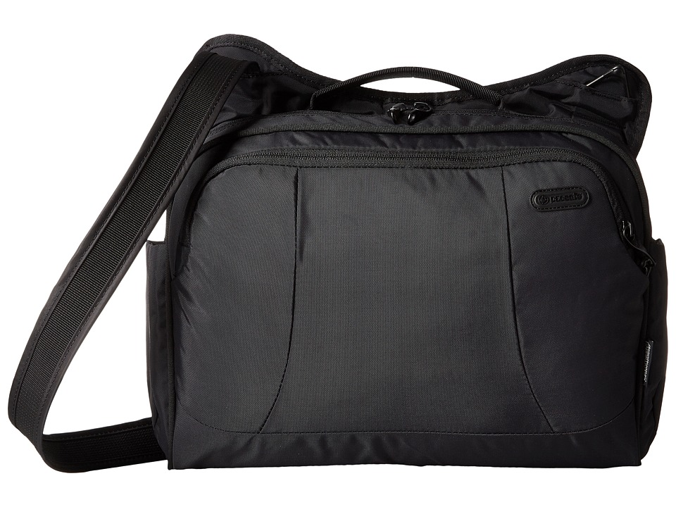 Pacsafe - Metrosafe 275 GII Anti-Theft Tablet and Laptop Bag (Black) Computer Bags