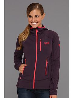 SALE! $91.99 - Save $73 on Mountain Hardwear Solidus Jacket (Dark Plum) Apparel - 44.25% OFF $165.00