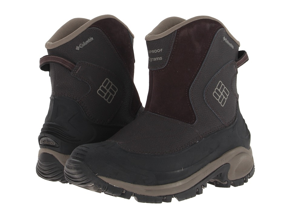 Columbia Bugaboot Slip (Stout/Mud) Men