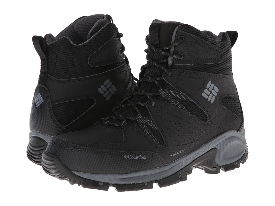 Columbia - Liftop II (Black/Charcoal) Men