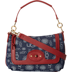 SALE! $119.99 - Save $145 on UGG Denim Two Way Shoulder (Dark Denim Jacquard) Bags and Luggage - 54.72% OFF $265.00