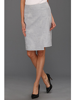 SALE! $95.99 - Save $32 on NIC ZOE Modern Tribal Shine On Skirt (Silver Moon) Apparel - 25.01% OFF $128.00