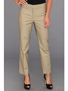 SALE! $46.99 - Save $71 on NIC ZOE Caliente The Perfect Pant Front Zip Ankle (Coriander) Apparel - 60.18% OFF $118.00