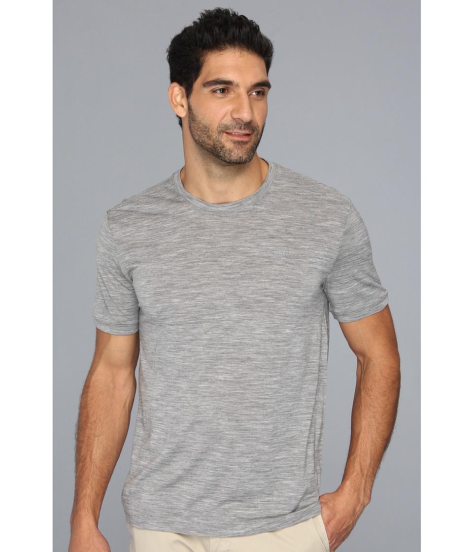 Icebreaker Tech T Lite Short Sleeve Shirt (Metro) Men