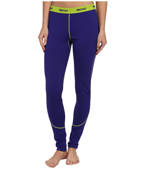 Marmot - ThermalClime Pro Tight (Midnight Purple) Women's Casual Pants