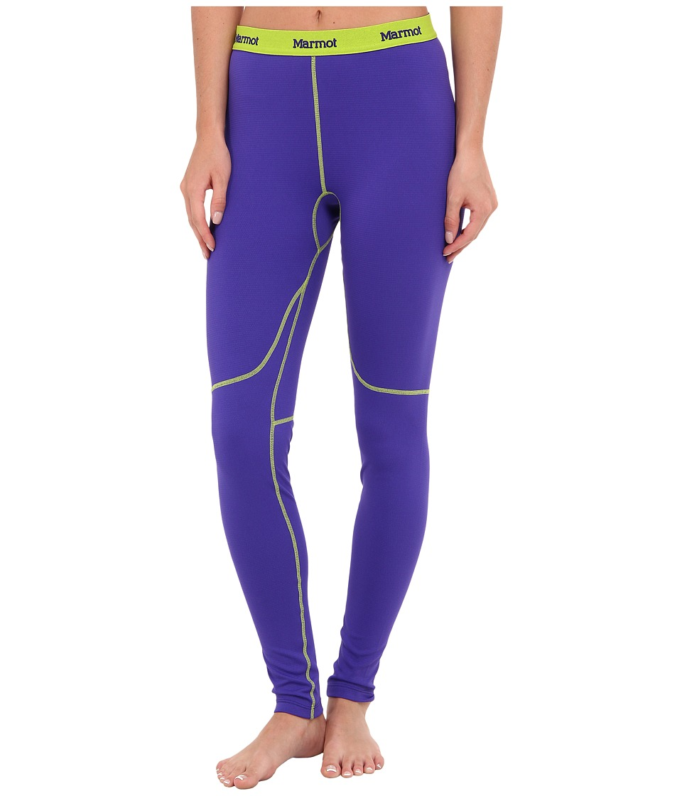 Marmot - ThermalClime Sport Tight (Electric Blue) Women's Casual Pants