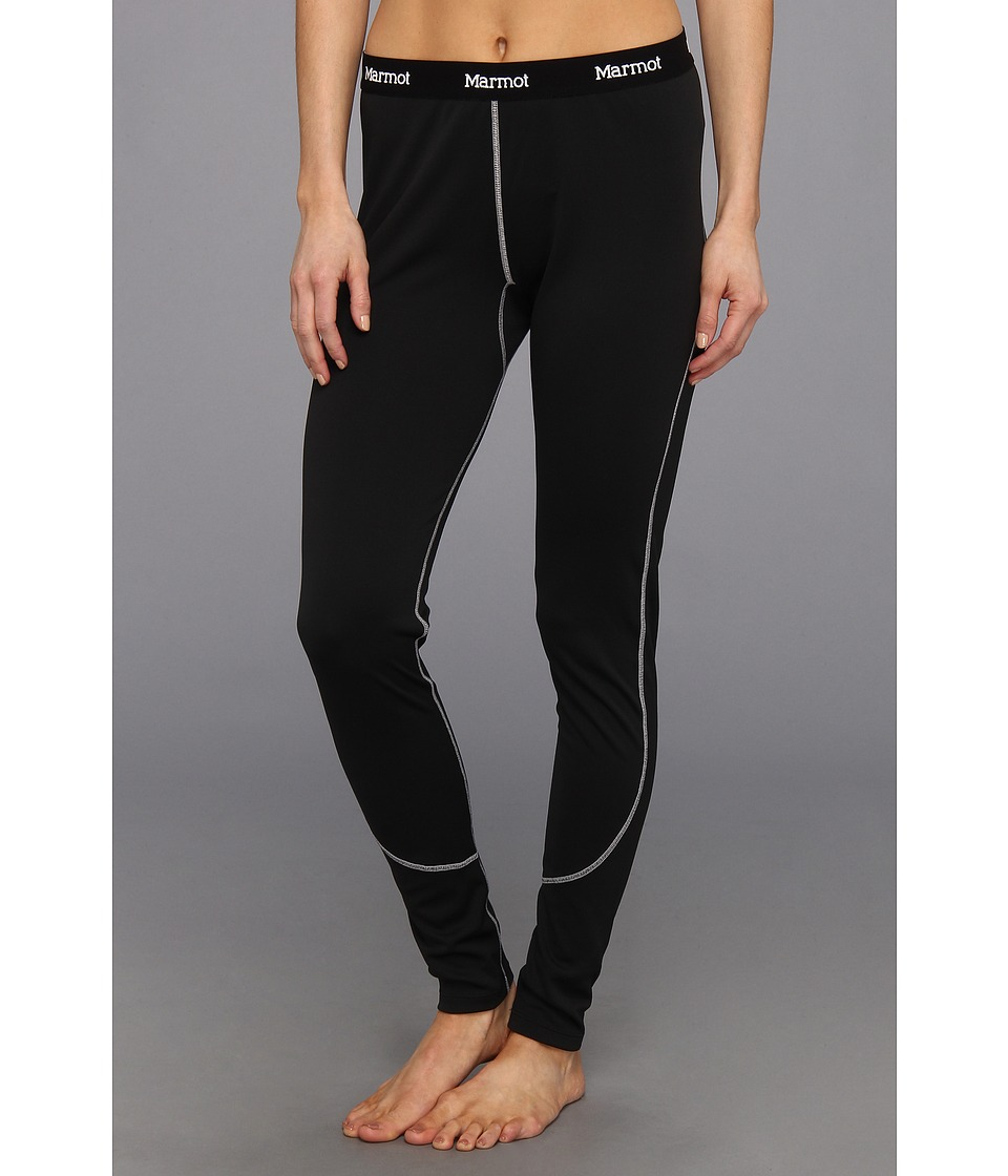 Marmot - ThermalClime Pro Tight (Black) Women's Casual Pants