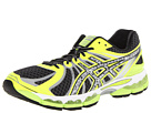ASICS - GEL-Nimbus 15 Lite-Show (Black/Reflective/Flash Yellow) - Footwear