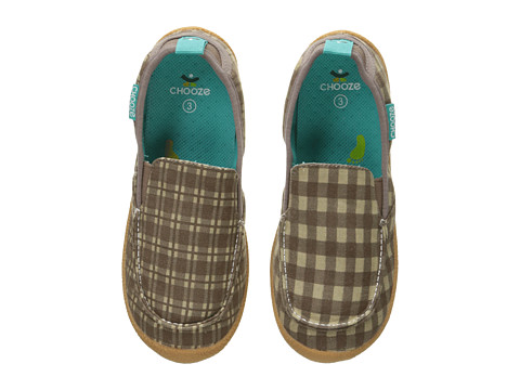 CHOOZE - Scout (Little Kid/Big Kid) (Study Brown) Boys Shoes