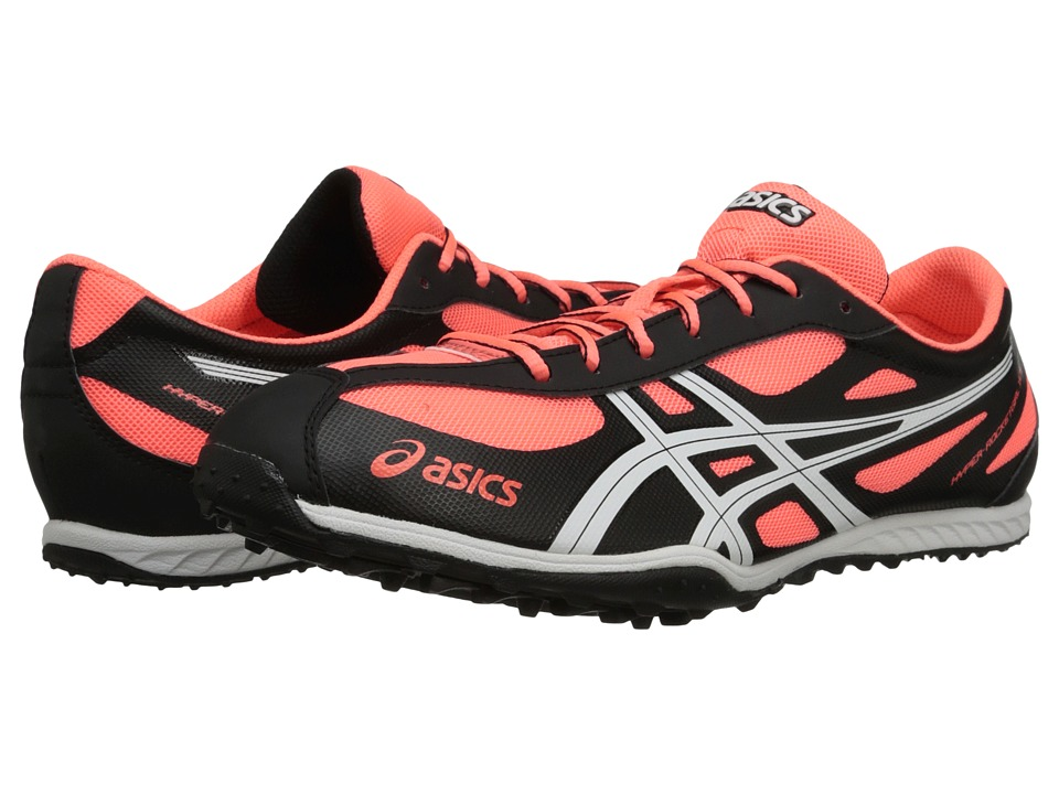 ASICS - Hyper-Rocketgirl XCS (Electric Melon/White/Onyx) Women's Running Shoes
