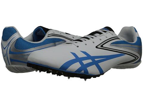 ASICS - Hyper-Rocket Girl SP 5 (White/Malibu Blue/Black) Women's Running Shoes