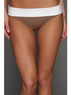 SALE! $16.99 - Save $36 on Tommy Bahama Deck Piping Hipster Bottom w Wide Band (Beach Taupe White) Apparel - 67.94% OFF $53.00
