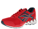 Reebok - ZigKick Alpha (Excellent Red/Nocturnal Blue/Steel/White)