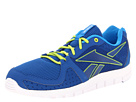 Reebok - YourFlex Run 4.0 (Trust Blue/Cycle Blue/Sonic Green/White)