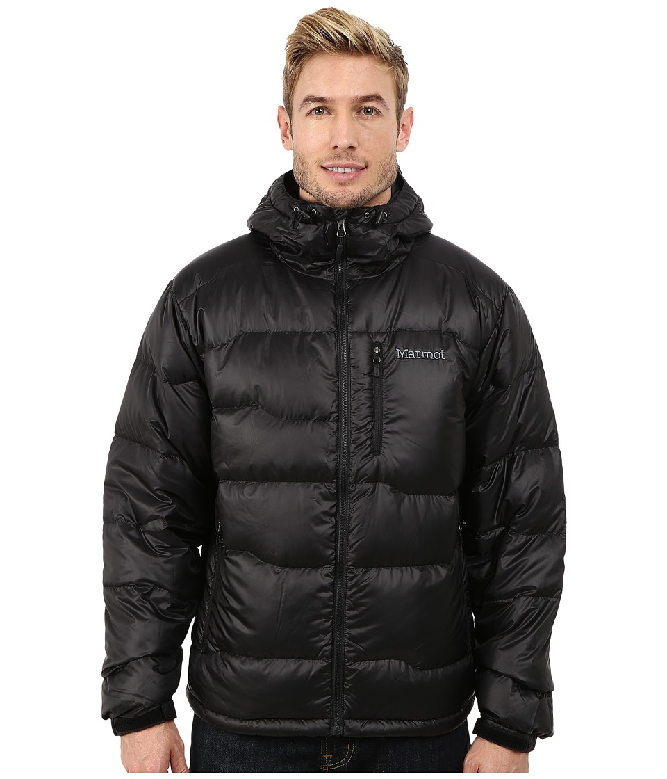 Marmot - Ama Dablam Jacket (Black) Men's Jacket