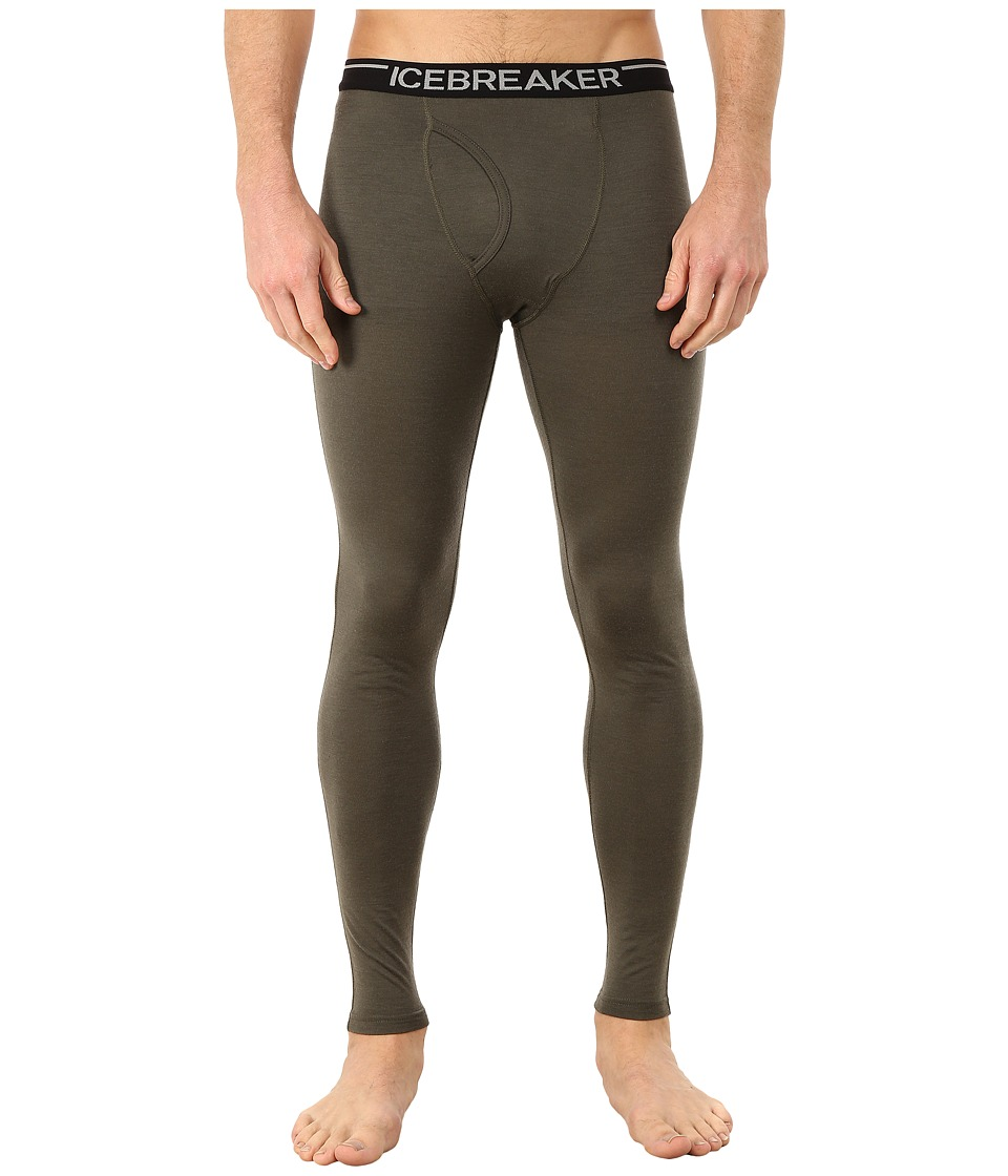 Icebreaker Oasis Leggings with Fly (Cargo) Men