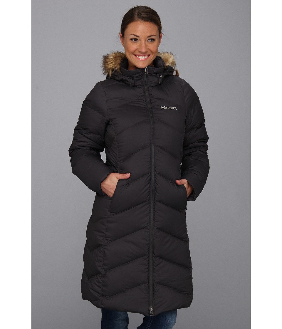 Marmot - Montreaux Coat (Dark Steel) Women's Coat