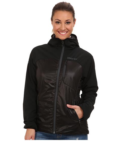 Marmot - Isotherm Hoodie (Black) Women's Coat