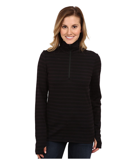Icebreaker - Tech Top Long Sleeve Half Zip (Cognac) Women's Long Sleeve Pullover