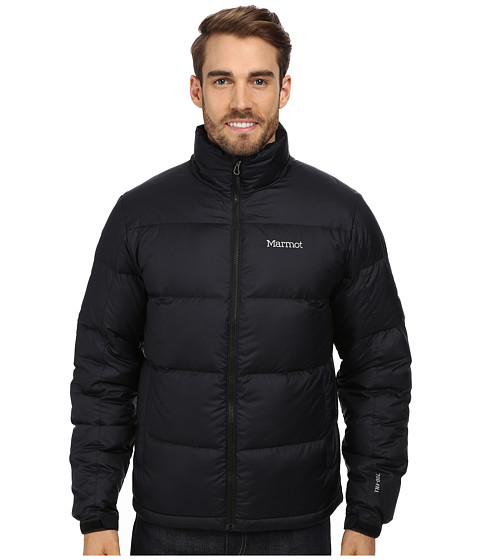 Marmot - Guides Down Sweater (Black) Men's Coat