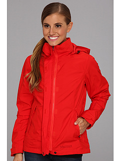SALE! $124.99 - Save $150 on Marmot Ridgerock Jacket (Cherry Tomato) Apparel - 54.55% OFF $275.00