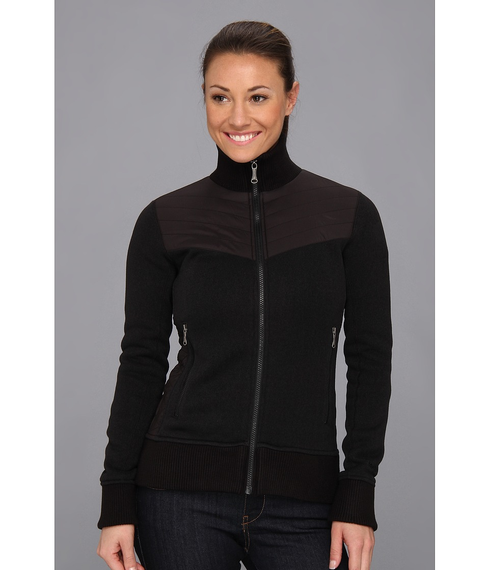 Marmot - Tech Sweater (Black) Women's Sweater