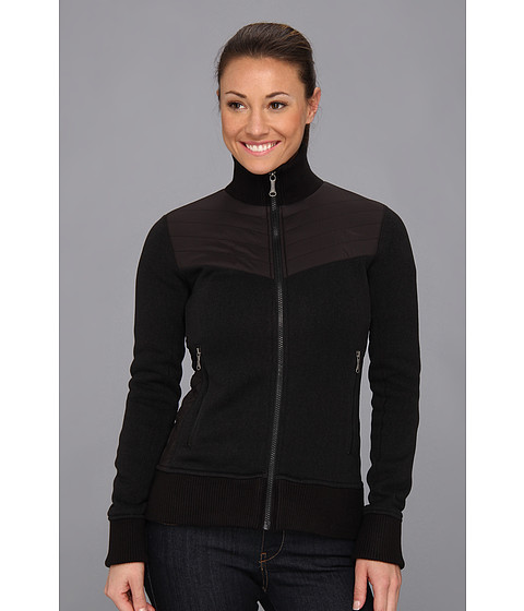 Marmot - Tech Sweater (Black) Women