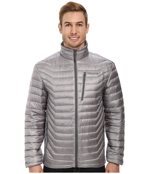 Marmot - Quasar Jacket (Steel/Stealth Gray/Stealth Gray) Men
