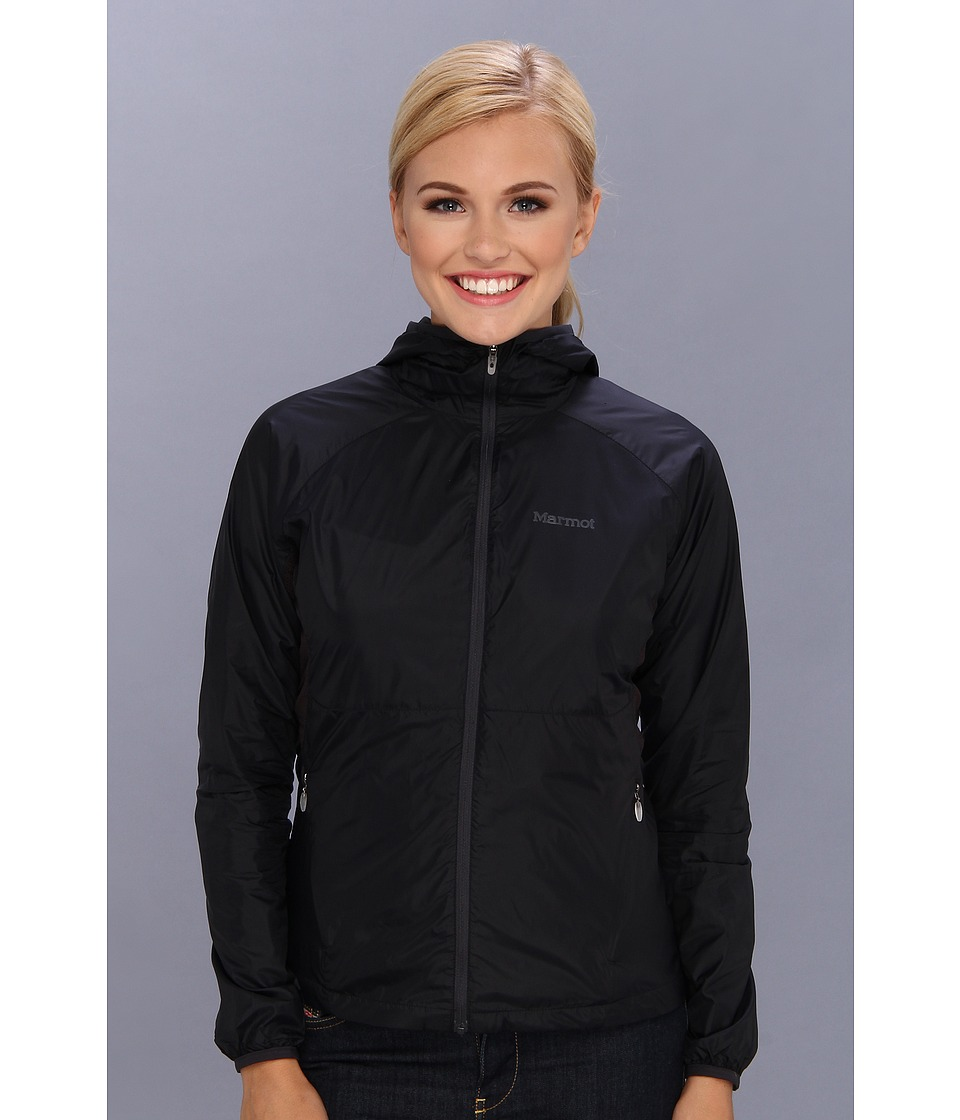 Marmot - Ether DriClime (True Black) Women
