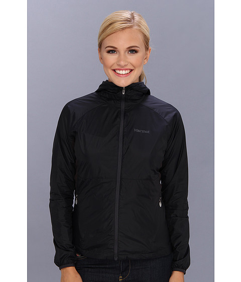 Marmot - Ether DriClime (True Black) Women's Coat