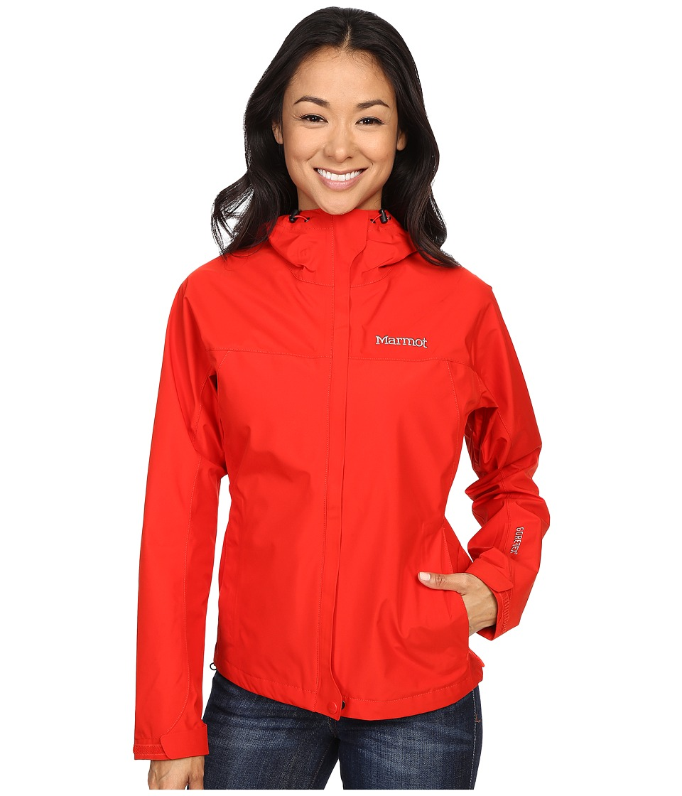 Marmot - Minimalist Jacket (Cherry Tomato) Women's Coat