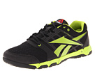 Reebok Reebok One Trainer 1.0 (Black/Sonic Green/Excellent Red/White) Men's Cross Training Shoes