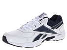 Reebok - DailyCushion RS (White/Athletic Navy)