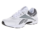 Reebok - DailyCushion RS (White/Rivet Grey/Flat Grey)
