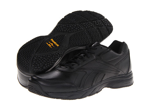 Reebok - Work 'N Cushion (Black) Men's Shoes