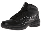 Reebok Buckets VIII (Black/Pure Silver) Men's Basketball Shoes