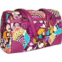 SALE! $81.99 - Save $96 on Vera Bradley Caroline (Plum Crazy Plum) Bags and Luggage - 53.94% OFF $178.00
