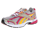 Reebok - Pheehan Run (Silver/Candy Pink/Neon Orange/White/Black)