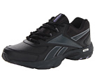 Reebok - DailyCushion RS (Black/Gravel/Rivet Grey/Crisp Purple)