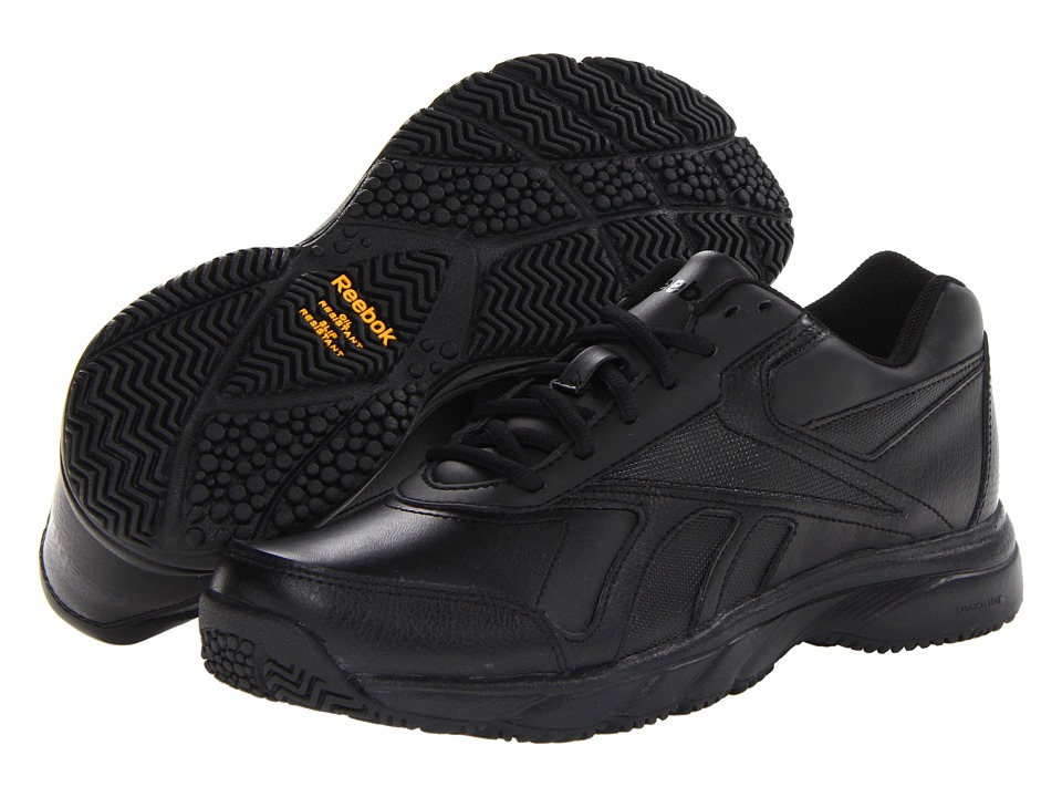 Reebok - Work 'N Cushion (Black) Women's Shoes