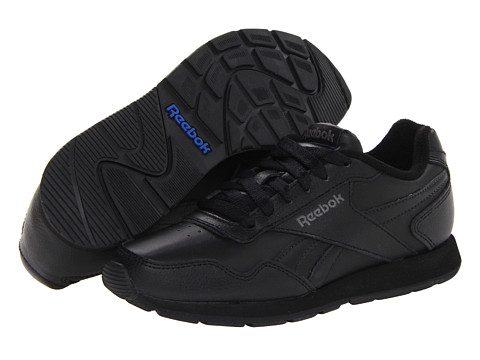 Reebok - Reebok Royal Glide (Black/Rivet Grey/Reebok Royal) Women