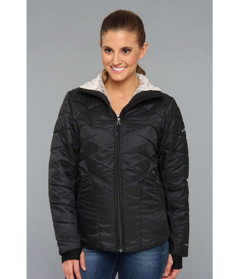 Columbia - Kaleidaslope II Jacket (Black 2) Women's Jacket