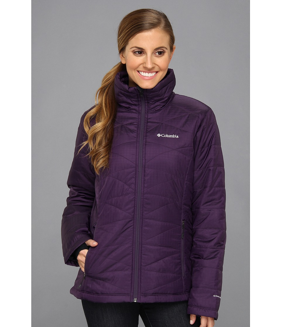 Columbia - Mighty Lite III Jacket (Quill) Women's Jacket