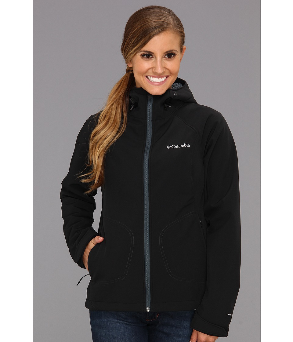 Columbia Phurtectm II Softshell (Black/Mystery) Women