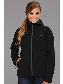 SALE! $79.99 - Save $40 on Columbia Phurtec II Softshell (Black Mystery) Apparel - 33.34% OFF $120.00